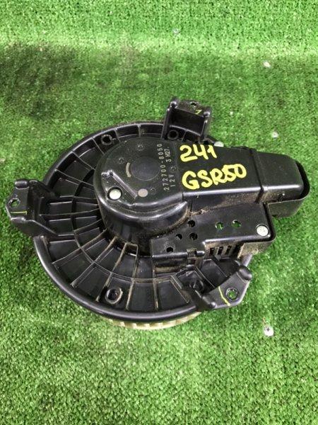 Мотор печки Toyota Estima GSR50 2GRFE 2006 (б/у)