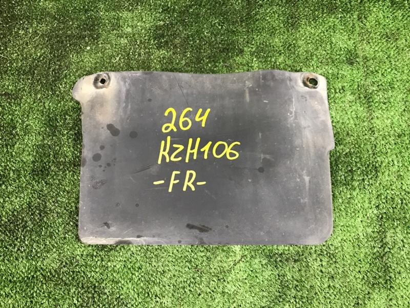 Защита двигателя Toyota Hiace KZH106G 1KZTE 1994 передняя правая (б/у)