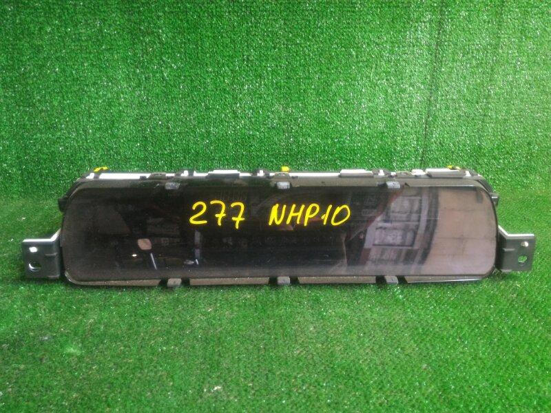 Спидометр Toyota Aqua NHP10 1NZFXE 2012 передний (б/у)