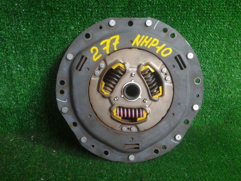 Диск сцепления Toyota Aqua NHP10 1NZFXE 2012 передний (б/у)