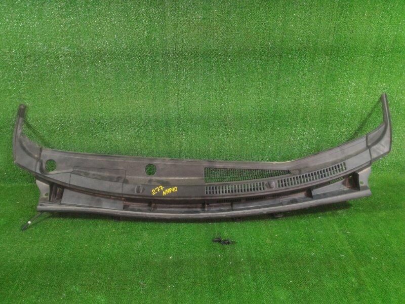 Планка под дворники Toyota Aqua NHP10 1NZFXE 2012 (б/у)