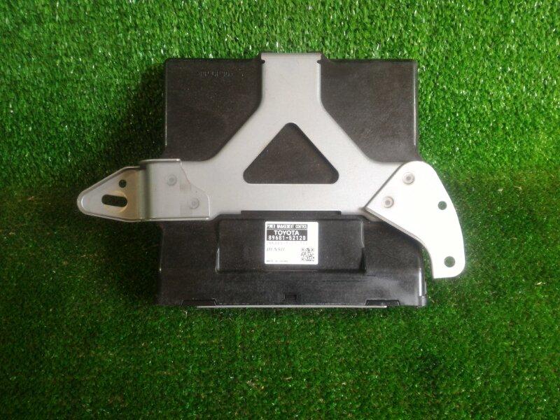 Электронный блок Toyota Aqua NHP10 1NZFXE 2012 (б/у)
