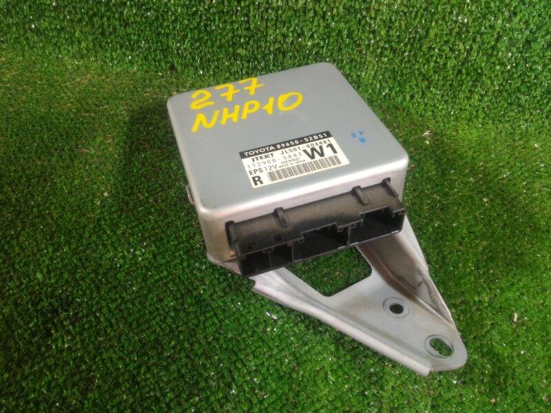 Блок управления рулевой рейкой Toyota Aqua NHP10 1NZFXE 2012 (б/у)