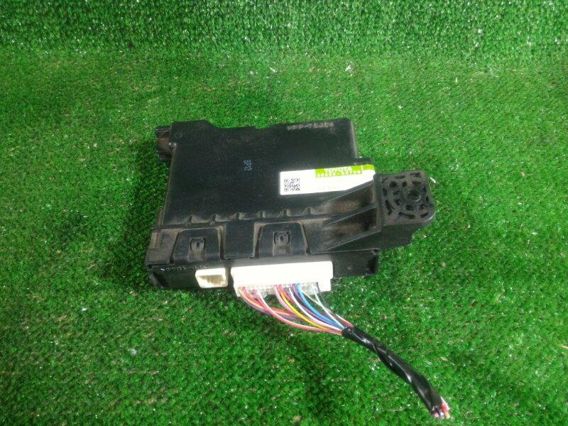 Блок управления кондиционером Toyota Aqua NHP10 1NZFXE 2012 (б/у)