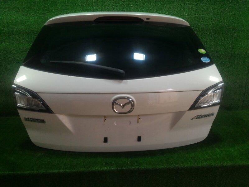 Дверь 5-я Mazda Atenza GHEFW LFVD 2010 (б/у)