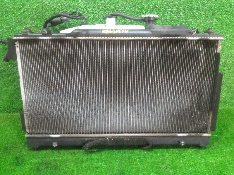 Радиатор основной Mazda Atenza GHEFW LFVD 2010 (б/у)