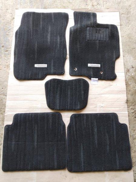 Коврики комплект Mazda Atenza GHEFW LFVD 2010 (б/у)