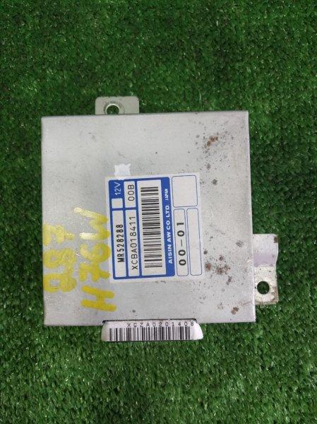 Блок управления акпп Mitsubishi Pajero Io H76W 4G93 2000 (б/у)