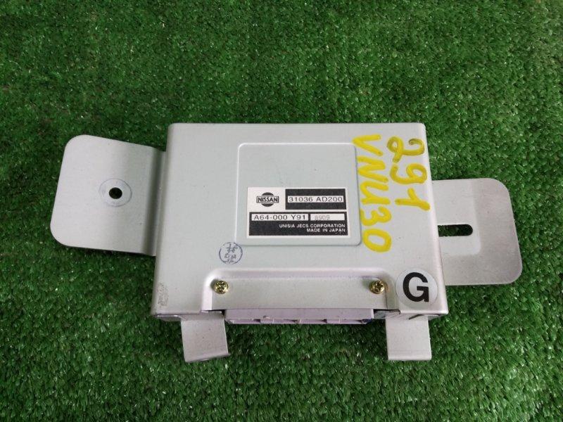 Блок управления акпп Nissan Presage VNU30 YD25DDT 1998 (б/у)