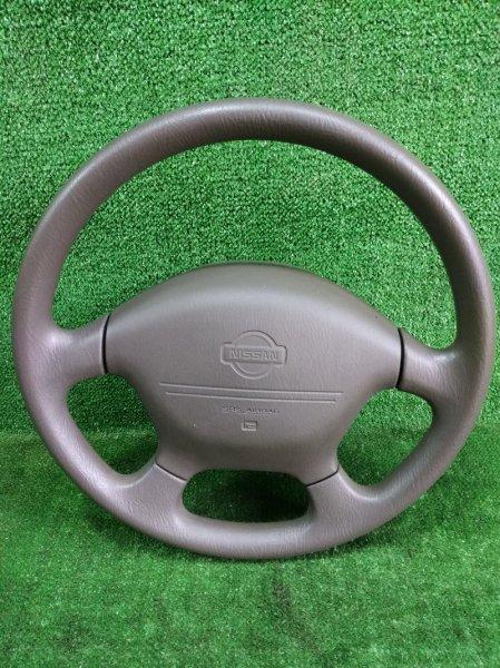 Руль с airbag Nissan Presage VNU30 YD25DDT 1998 (б/у)