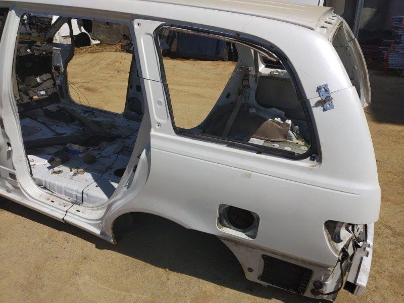 Крыло Nissan Presage VNU30 YD25DDT 1998 заднее левое (б/у)