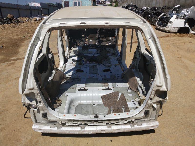 Задняя часть а/м Nissan Presage VNU30 YD25DDT 1998 (б/у)