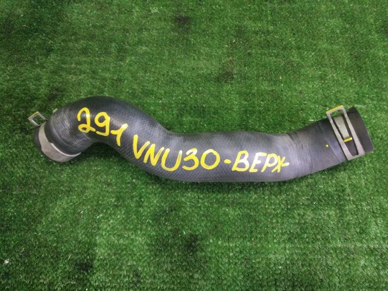 Патрубок радиатора Nissan Presage VNU30 YD25DDT 1998 верхний (б/у)