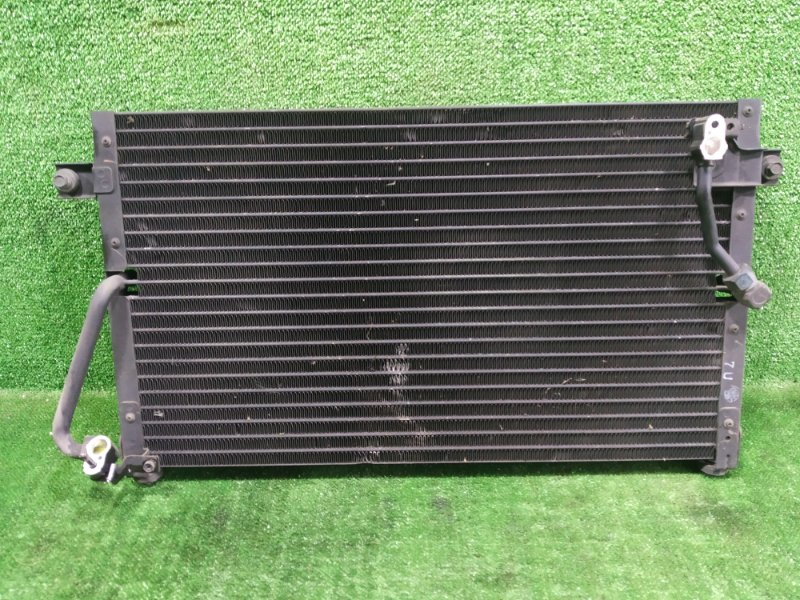 Радиатор кондиционера Mitsubishi Pajero V21W 4G64 1999 (б/у)