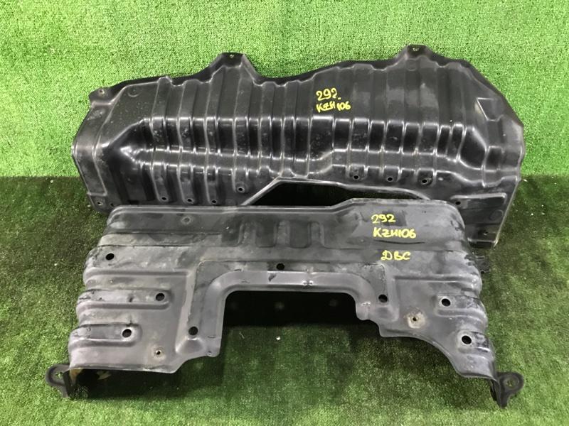 Защита двигателя Toyota Hiace KZH106W 1KZTE 1996 (б/у)