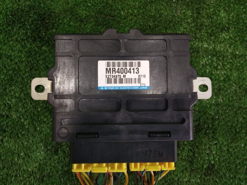 Блок управления abs Mitsubishi Pajero V21W 4G64 1999 (б/у)