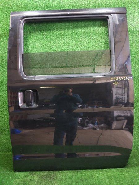 Дверь Daihatsu Atrai S331G KFDET 2008 задняя левая (б/у)