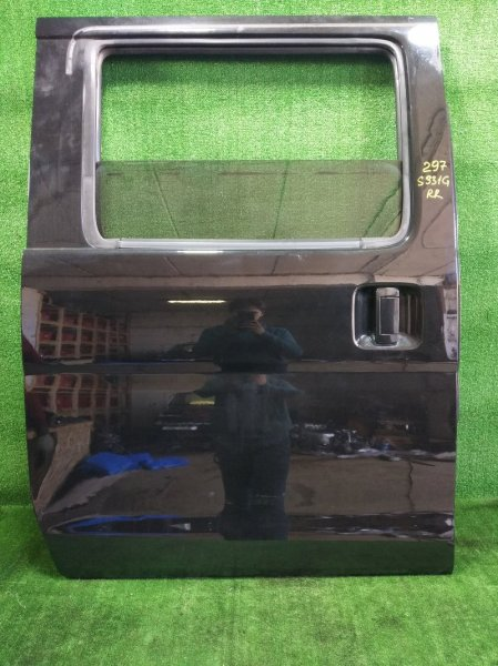 Дверь Daihatsu Atrai S331G KFDET 2008 задняя правая (б/у)