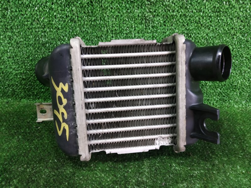 Радиатор интеркулера Daihatsu Atrai S331G KFDET 2008 (б/у)