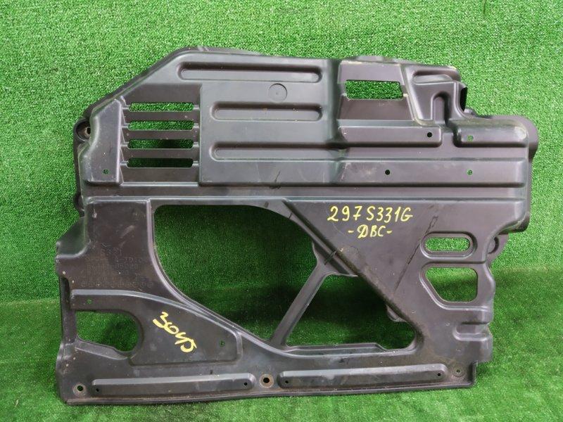 Защита двигателя Daihatsu Atrai S331G KFDET 2008 (б/у)