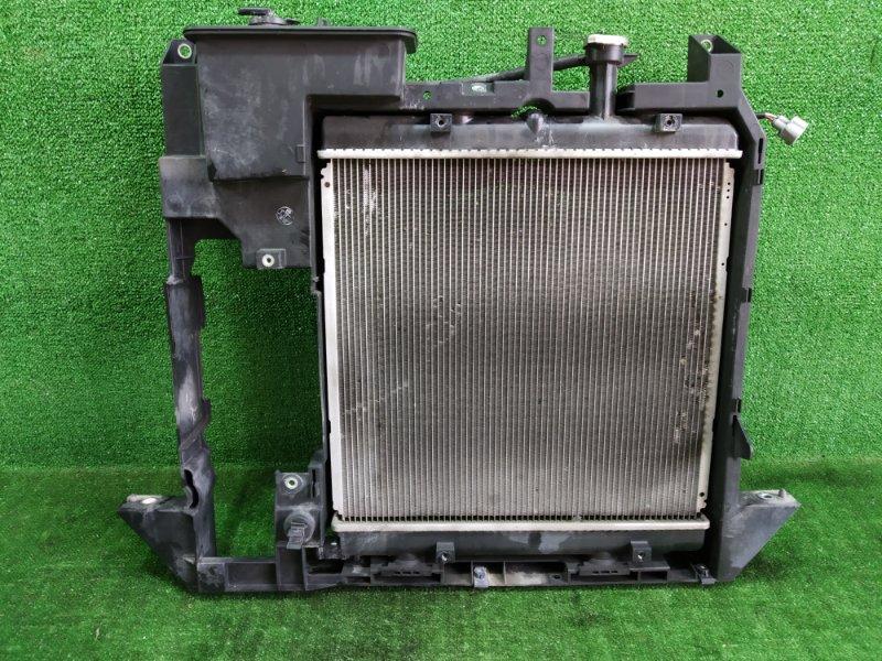Радиатор основной Daihatsu Atrai S331G KFDET 2008 (б/у)