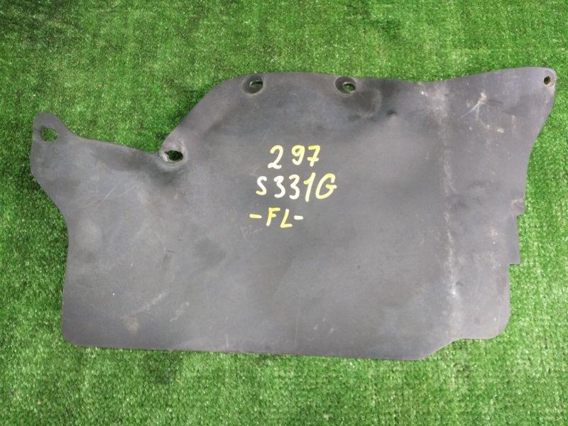 Защита под крыло Daihatsu Atrai S331G KFDET 2008 передняя левая (б/у)