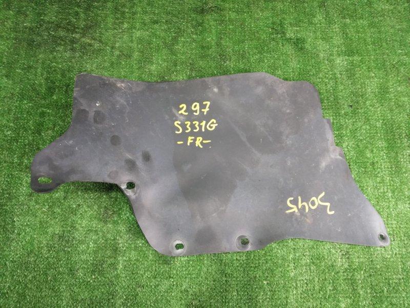 Защита под крыло Daihatsu Atrai S331G KFDET 2008 передняя правая (б/у)