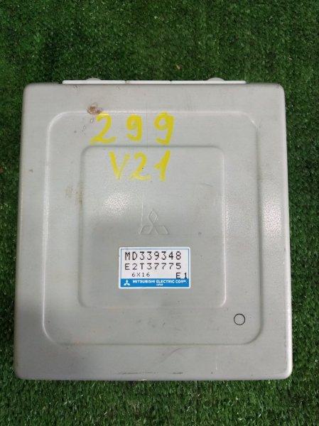 Блок управления efi Mitsubishi Pajero V21 4G64 1996 (б/у)