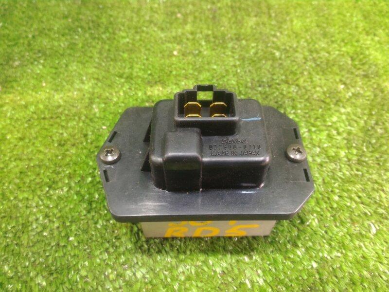 Резистор Honda Cr-V RD5 K20A 2002 (б/у)