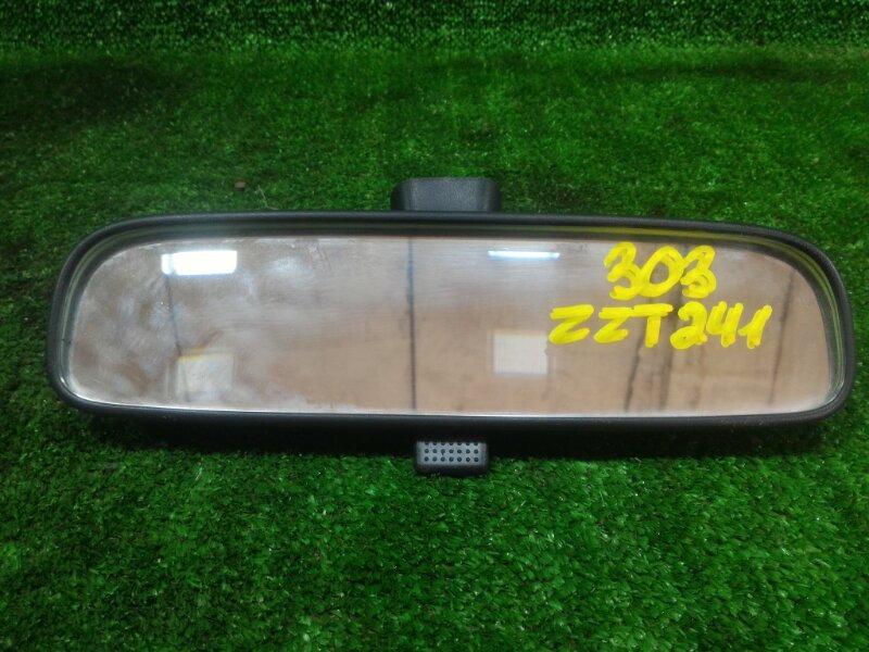 Зеркало салона Toyota Caldina ZZT241 1ZZFE 2002 (б/у)
