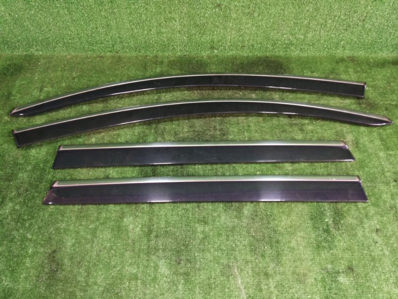 Ветровики комплект Mazda Atenza GHEFW LFVD 2008 (б/у)
