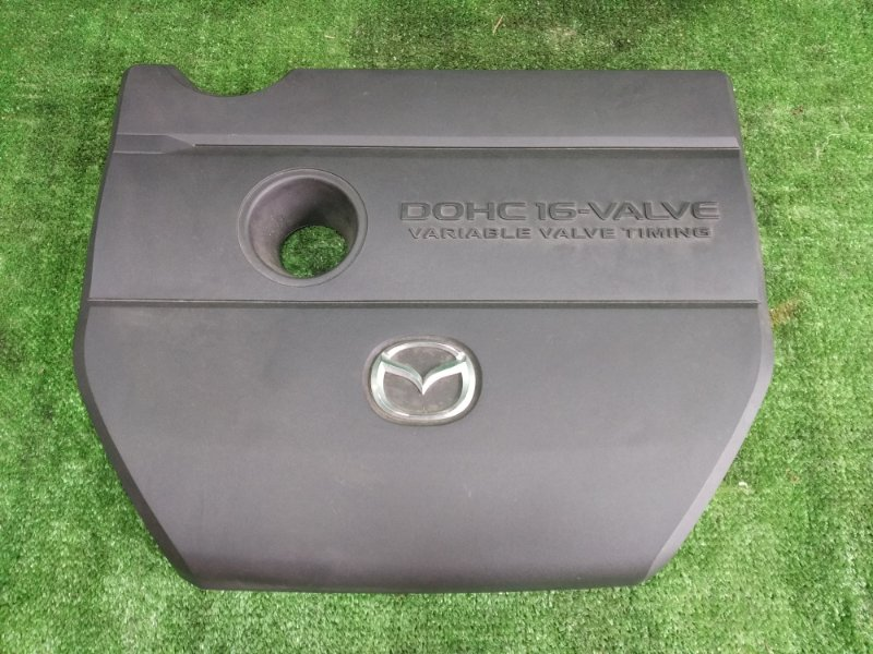 Крышка двс декоративная Mazda Atenza GHEFW LFVD 2008 (б/у)