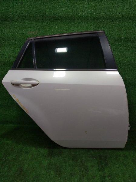 Дверь Mazda Atenza GHEFW LFVD 2008 задняя правая (б/у)