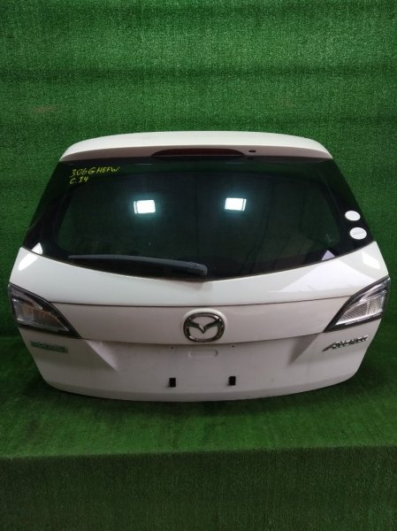 Дверь 5-я Mazda Atenza GHEFW LFVD 2008 (б/у)