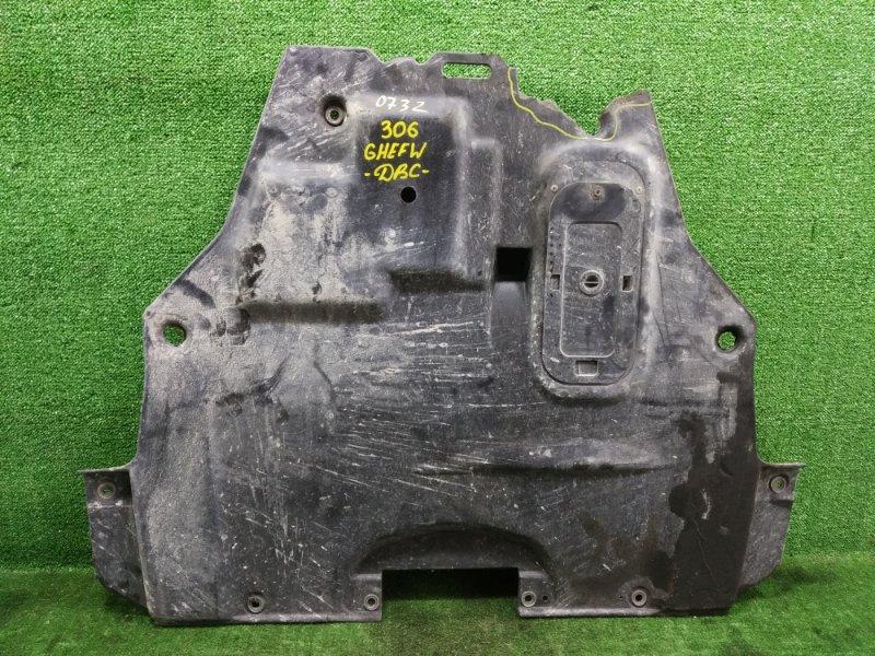 Защита двигателя Mazda Atenza GHEFW LFVD 2008 (б/у)