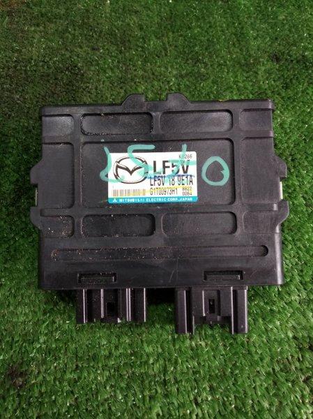 Блок управления акпп Mazda Atenza GHEFW LFVD 2008 (б/у)