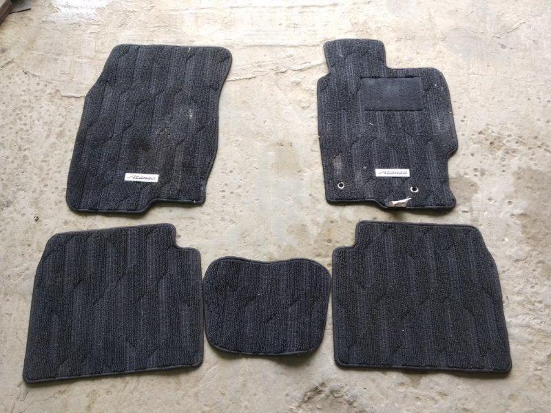 Коврики комплект Mazda Atenza GHEFW LFVD 2008 (б/у)