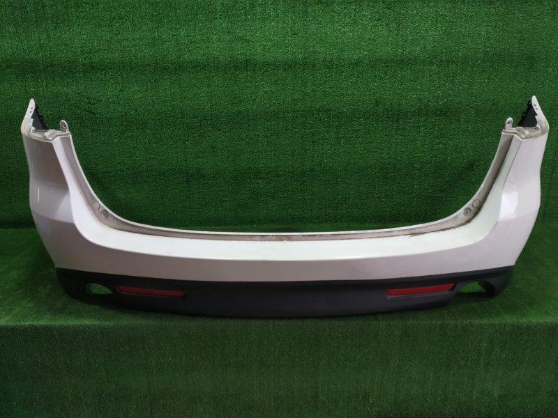 Бампер Mazda Atenza GHEFW LFVD 2008 задний (б/у)