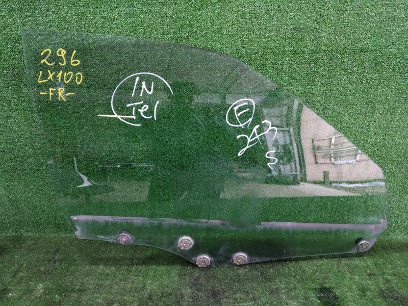 Стекло Toyota Mark Ii LX100 2LTE 1996 переднее правое (б/у)
