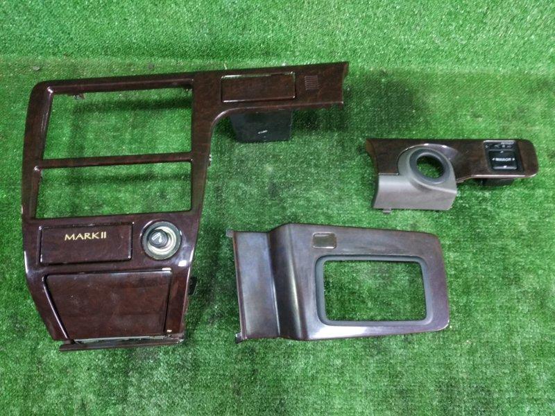 Консоль магнитофона Toyota Mark Ii LX100 2LTE 1996 (б/у)