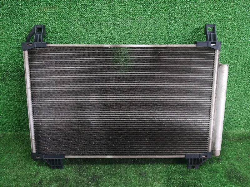 Радиатор кондиционера Toyota Ist ZSP110 2ZRFE 2008 (б/у)