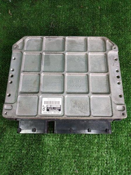 Блок управления efi Toyota Ist ZSP110 2ZRFE 2008 (б/у)