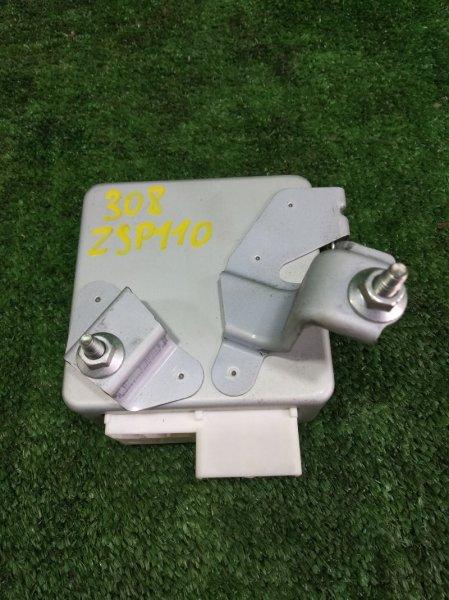Блок управления рулевой рейкой Toyota Ist ZSP110 2ZRFE 2008 (б/у)