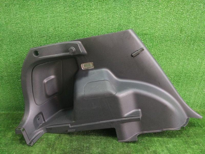Обшивка багажника Toyota Ist ZSP110 2ZRFE 2008 левая (б/у)