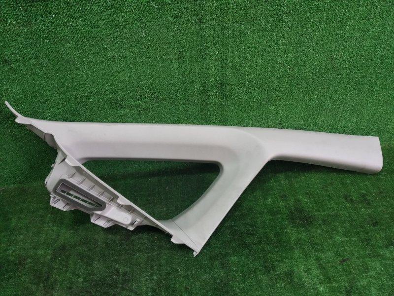 Обшивка стойки кузова Honda Fit GP1 LDA 2010 передняя правая (б/у)