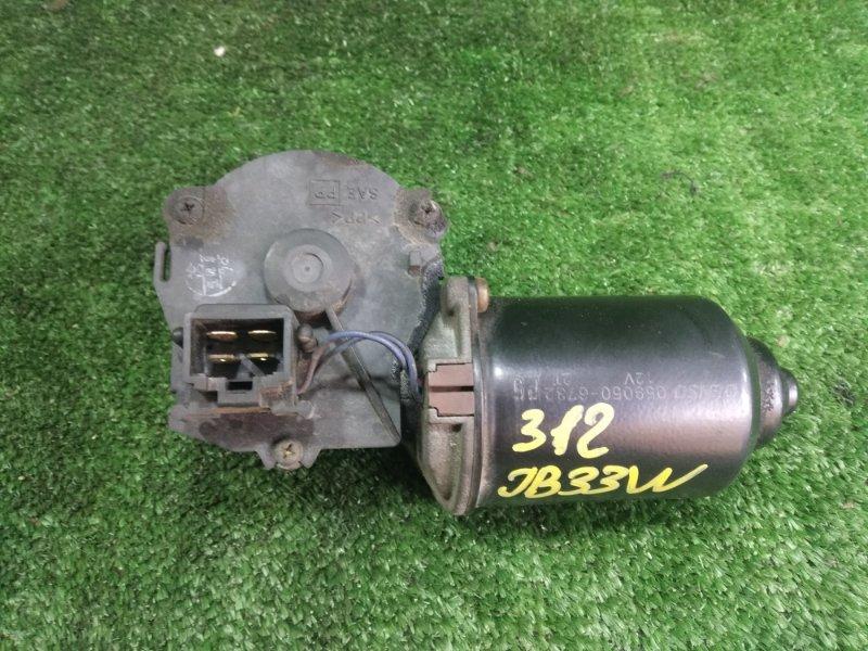 Мотор дворников Suzuki Jimny Wide JB33W G13B 1998 (б/у)