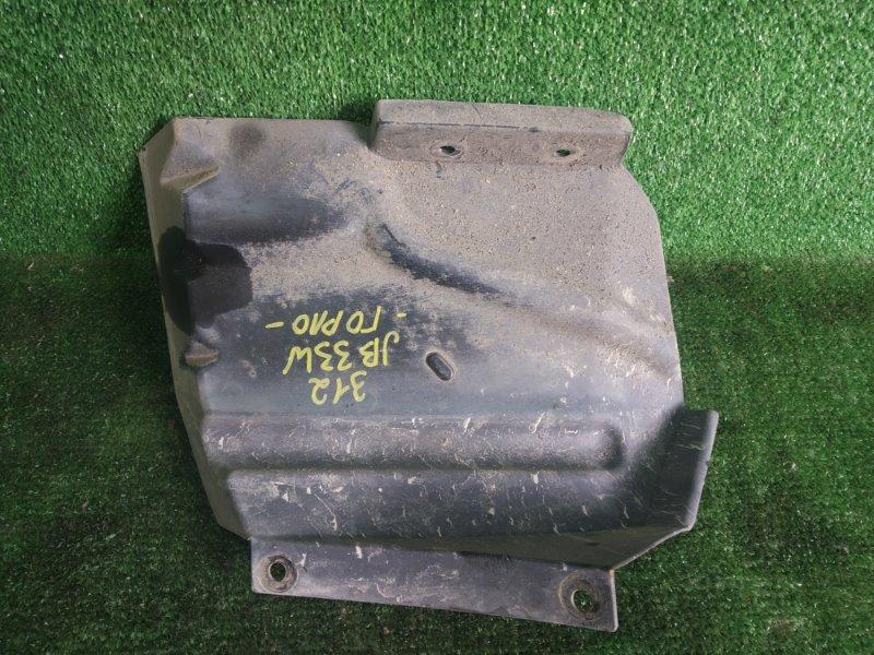 Защита горловины бензобака Suzuki Jimny Wide JB33W G13B 1998 (б/у)