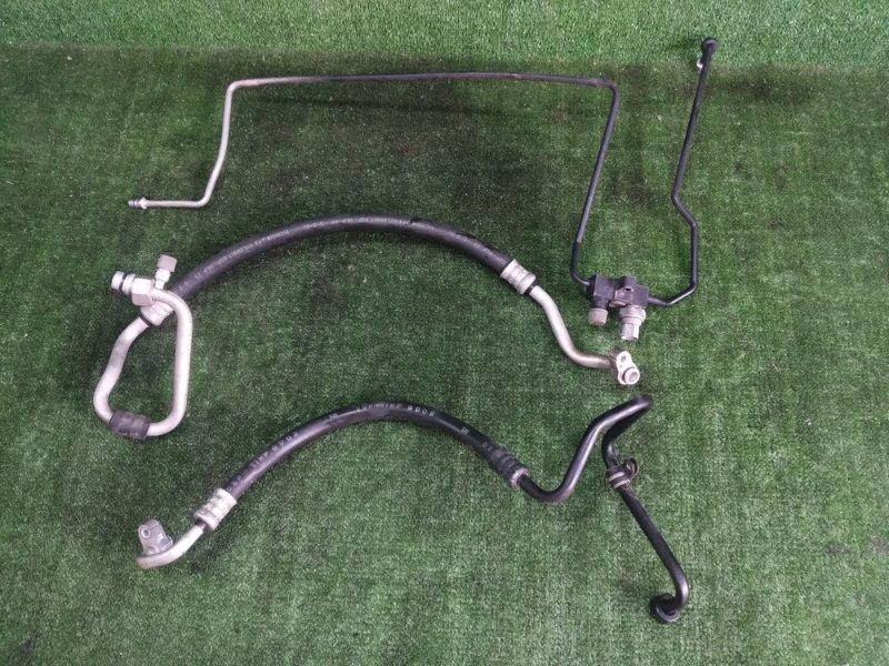 Трубки кондиционера Toyota Cami J102E K3VE 2002 (б/у)