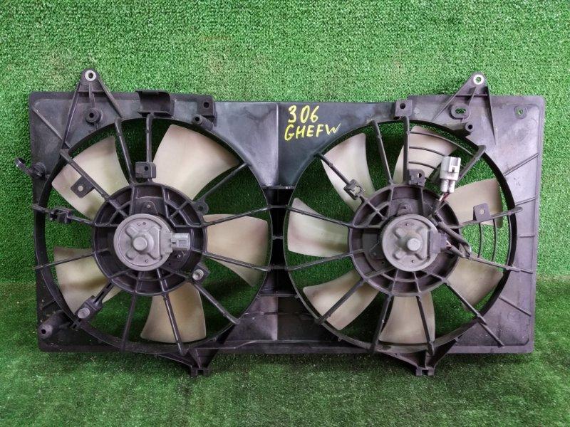 Диффузор радиатора Mazda Atenza GHEFW LFVD 2008 (б/у)