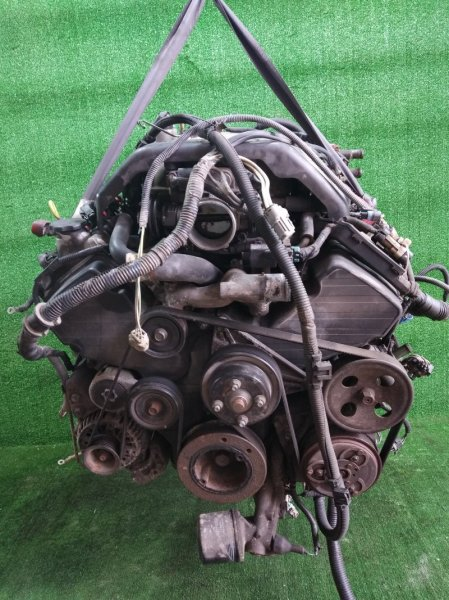 Двигатель Isuzu Vehicross UGS25DW 6VD1 1997 (б/у)